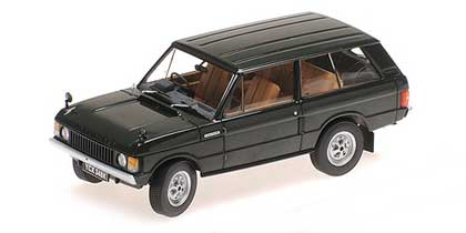 Voitures Civiles-1/43-AlmostReal-Range Rover 1970