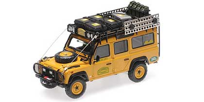 Voitures Civiles-1/43-AlmostReal-Land Rover Defender 110