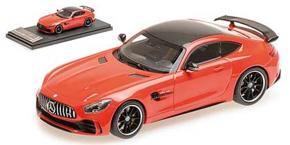 Voitures Civiles-1/43-AlmostReal-Mercedes-AMG GT R 2017
