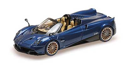 Voitures Civiles-1/43-AlmostReal-Pagani Huayra Roadster