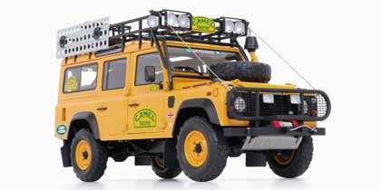 Voitures Competition-1/18-AlmostReal-Land Rover Defender 110