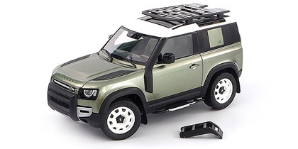 Voitures Civiles-1/18-AlmostReal-Land Rover Defender 90