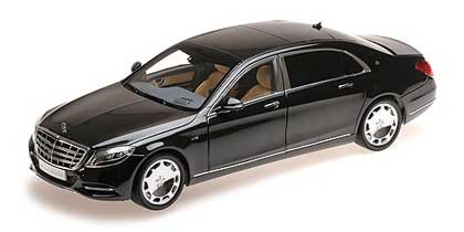 Voitures Civiles-1/18-AlmostReal-Mercedes Maybach Classe S