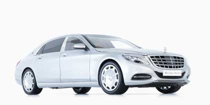 Voitures Civiles-1/43-AlmostReal-Mercedes Maybach Classe S