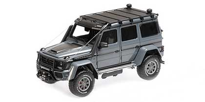 Voitures Civiles-1/18-AlmostReal-Brabus 550 Adventure 4x4²