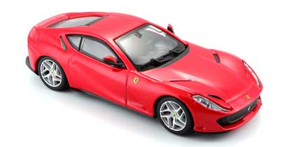 Voitures Civiles-1/43-BBurago-Ferrari 812 Superfast