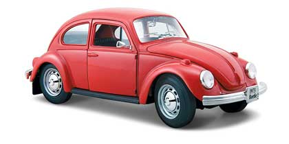 Voitures Civiles-1/24-Maisto-VW Beetle