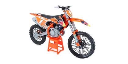 Motos-1/6-Maisto-RedBull KTM Supercross
