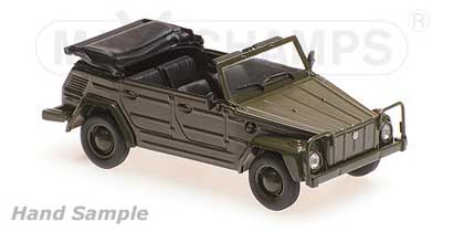 Voitures Civiles-1/43-Maxichamps-VW 181 1979