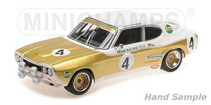 Voitures Competition-1/18-Minichamps-Ford Capri RS 2600 Kent