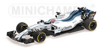 Formule1-1/43-Minichamps-Williams FW40 Kubica