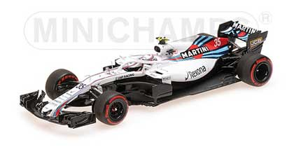 Formule1-1/43-Minichamps-Williams Mercedes FW41