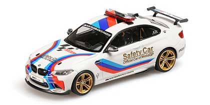 Voitures Competition-1/43-Minichamps-BMW M2 2016 Safety car
