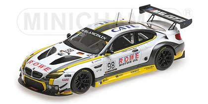 Voitures Competition-1/43-Minichamps-BMW M6 GT3 Rowe