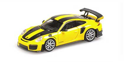Voitures Civiles-1/87-Minichamps-Porsche 911 GT2 RS 2018